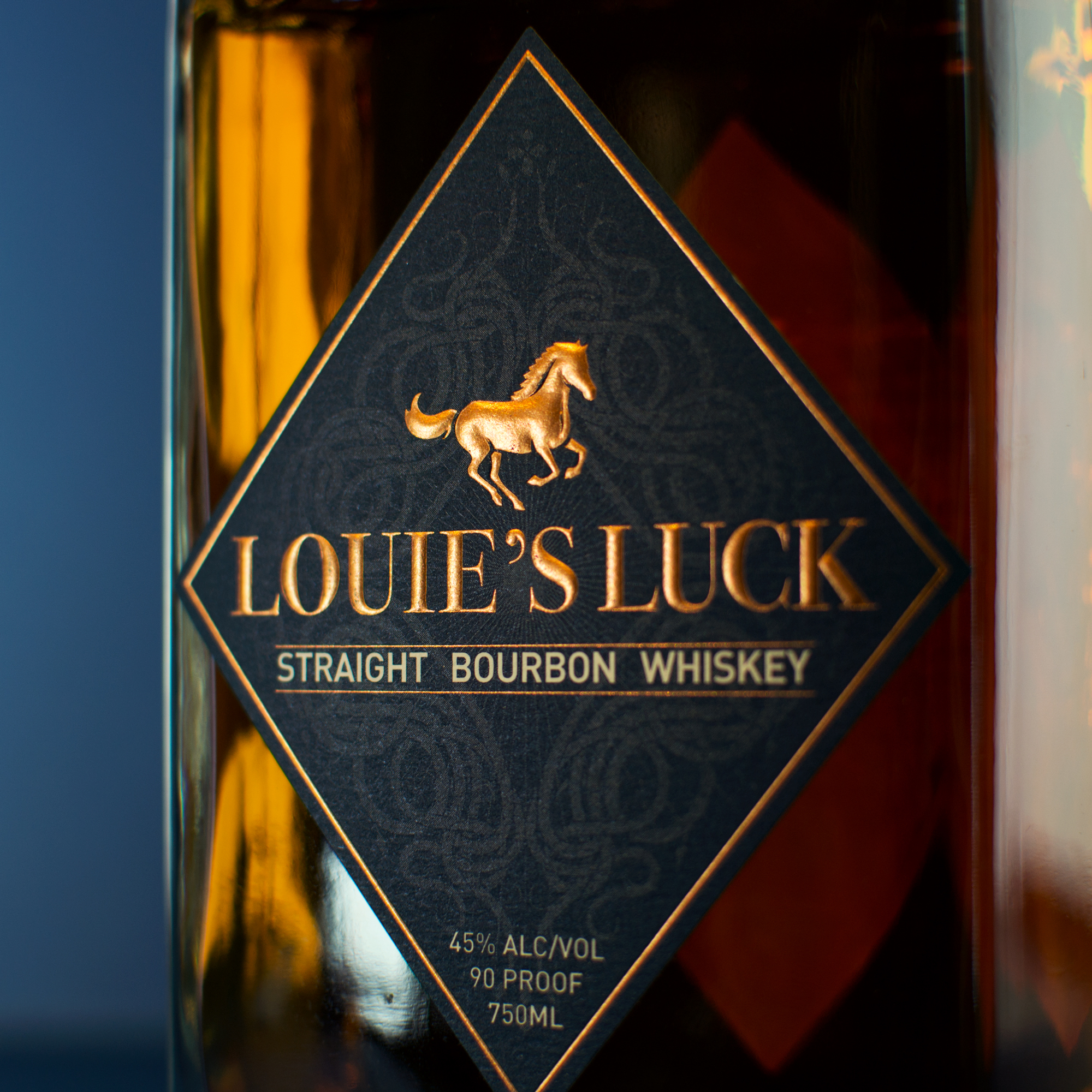 Louie's Luck Bourbon