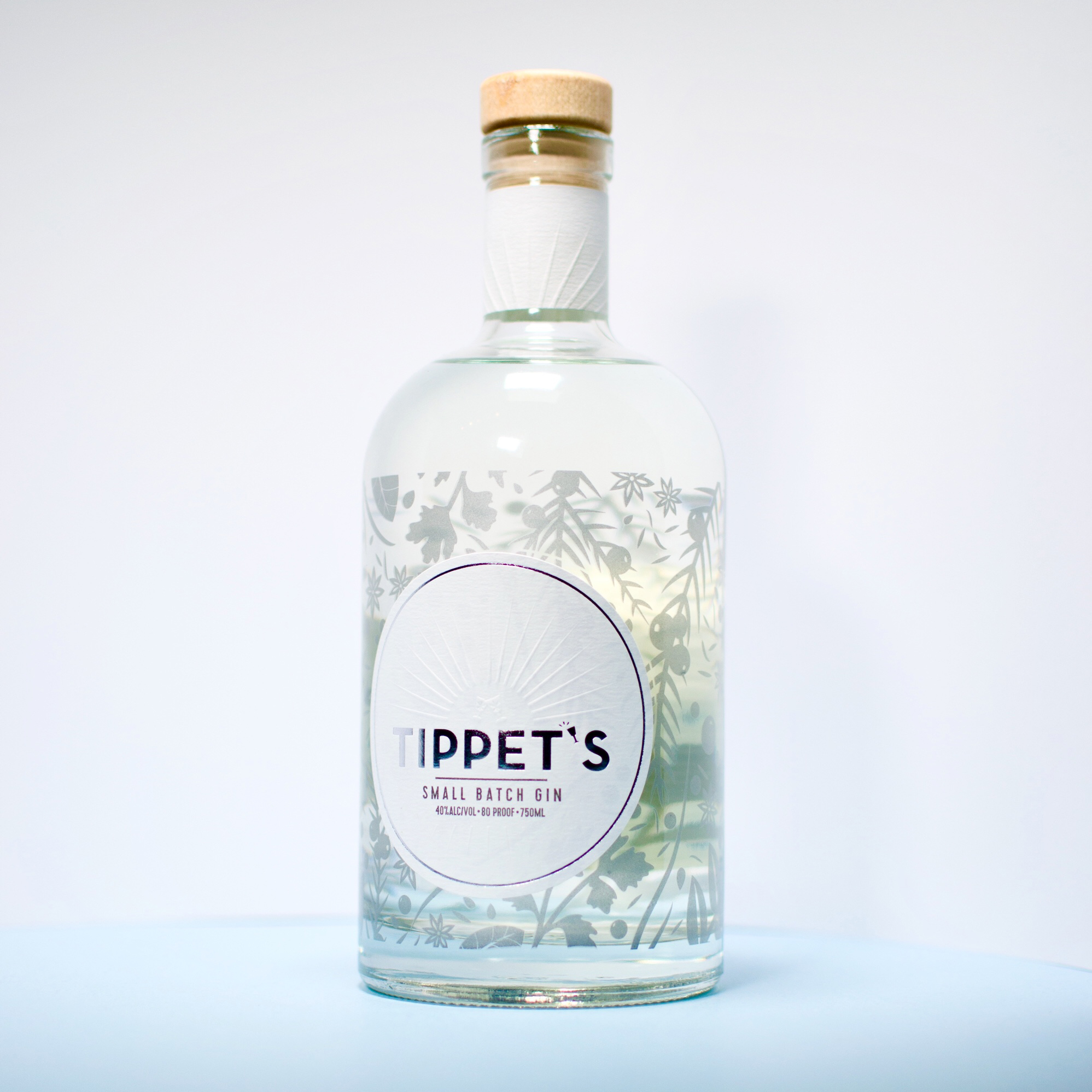 Tippet's: Small Batch Gin